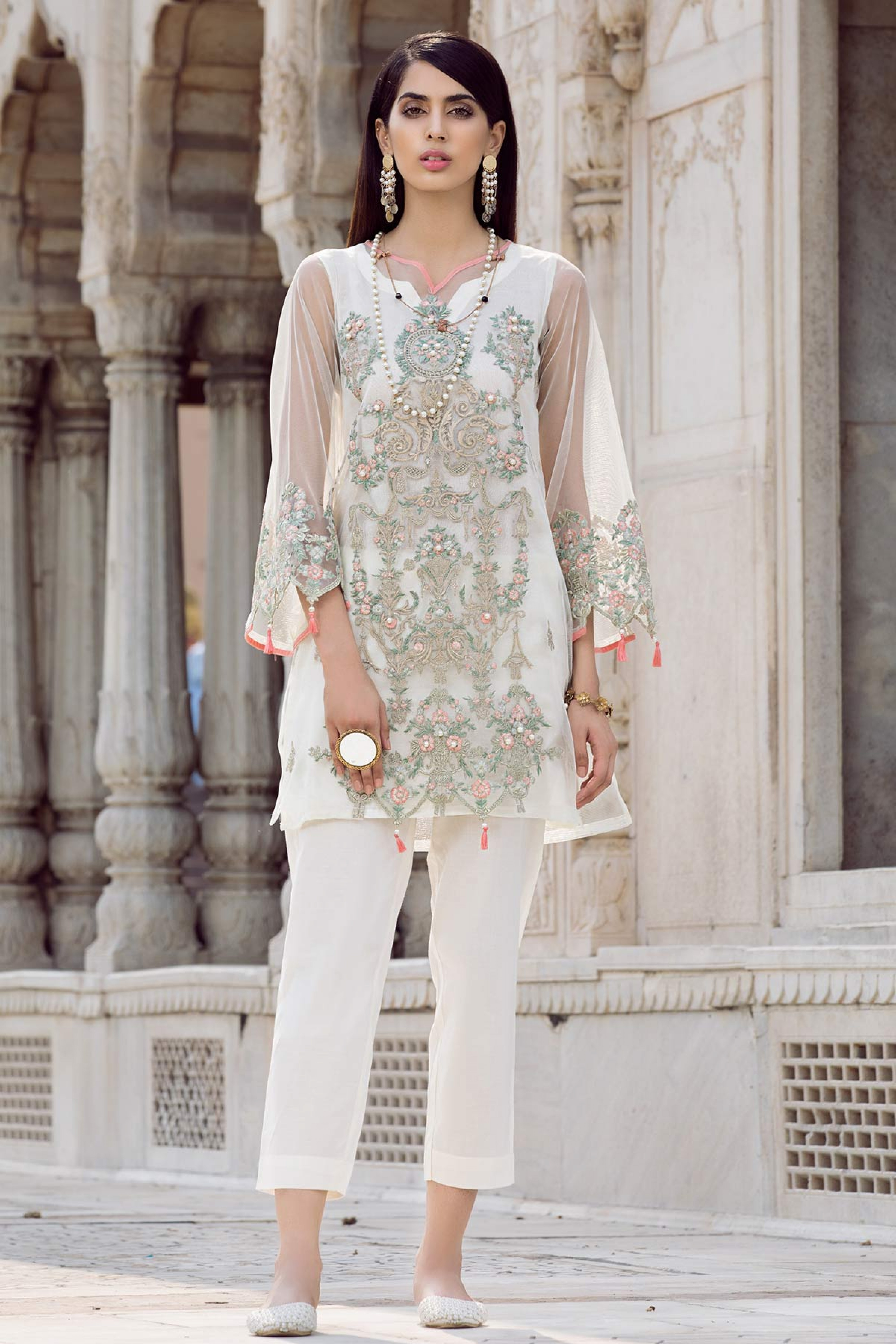 KOHENOOR (EMBROIDERED SHIRT & TROUSER)