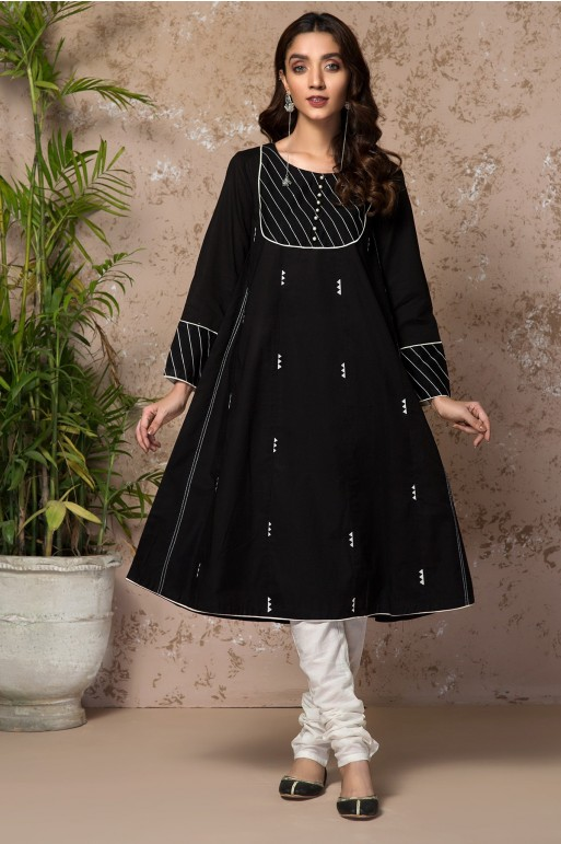 ONYX(Embroidered Frock)