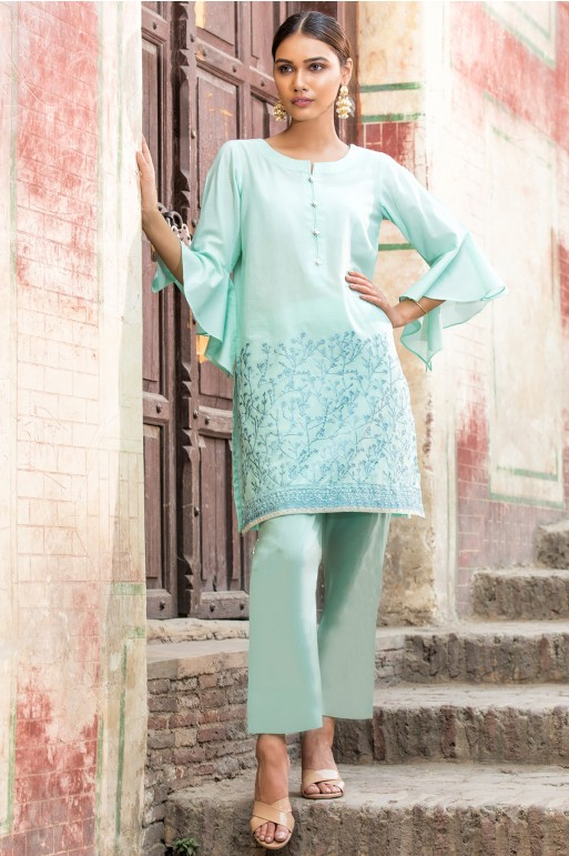 OPAL(EMBROIDERED KURTA)
